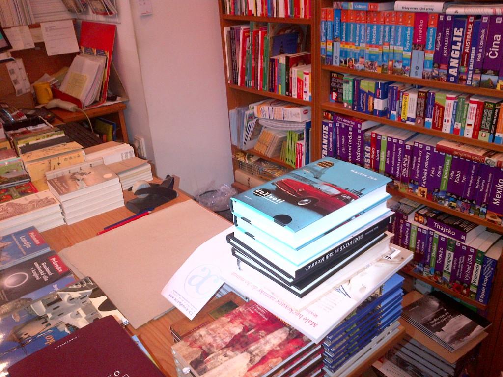 V knihkupectví 3